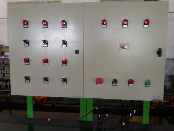 Automatic-spray-glazing-line-for-ceramic-tableware