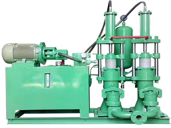 plunger pump 4