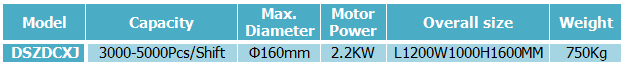 2 station auto jiggering machine for pin insulator technical paramters