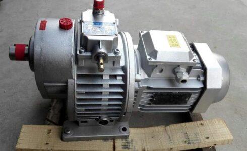 adjustable-speed motor
