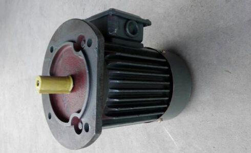 The glazing-pump-motor